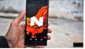 Android Nougat - Sony Xperia XZ