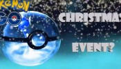 Pokemon Go: Is there a Christmas Event Coming?