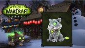 World of Warcraft - Mischief Charity Pet Trailer
