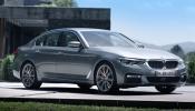 BMW Remotely Locks Car Thief Inside A Stolen BMW 550i