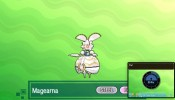 Pokemon Sun and Moon - Magearna Event Gameplay