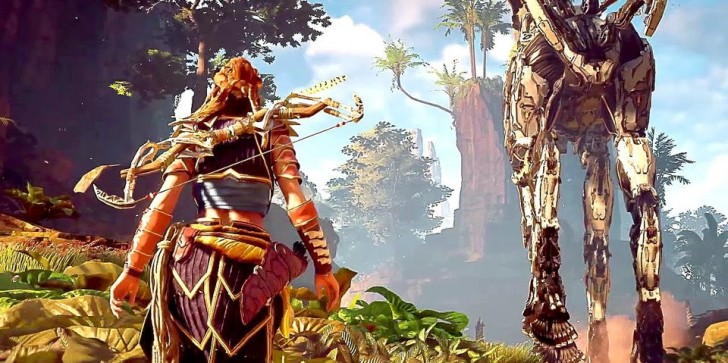 'Horizon: Zero Dawn' Release Date, News & Updates: Concept and New Details Revealed During PSX 2016