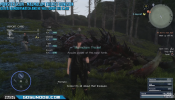 Final Fantasy XV - Monster Claw Location (A Better Force Stealer Upgrade)