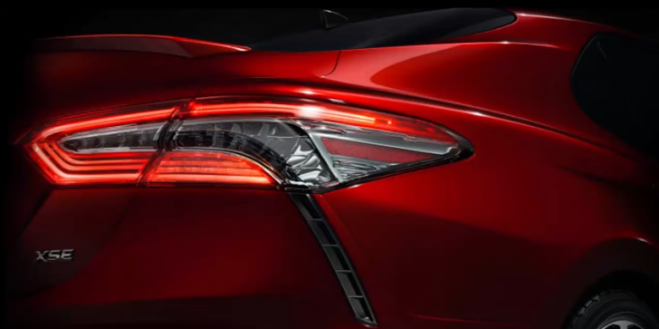 Toyota Camry 2018 Release Date, Specs, Latest News & Update: Photo Leaks A Teaser Image