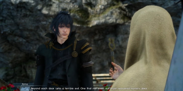 'Final Fantasy 15' Guide: How to Unlock the Special Doors in the Dungeons