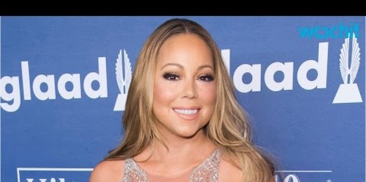 Mariah Carey Takes Part in the YouTube Red Series Christmas Special