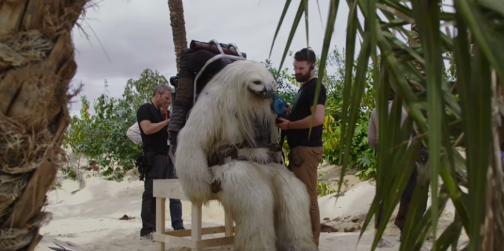 'Rogue One: A Star Wars Story' Latest News & Updates: New 'Creature Featurette' Online Reveals More Practical Special Effects