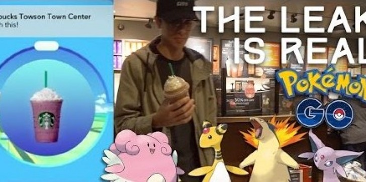 'Pokemon Go' Latest News & Update: 'Pokemon Go' Teams Up With Starbucks; How To Get An Exclusive Pokemon Frappuccino