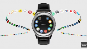 Samsung Gear S2: LINE Friends