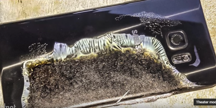 Samsung Galaxy Note 7 Latest News & Update: Explosions May Be Blamed On Tight Battery