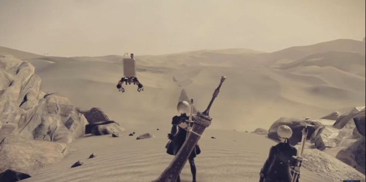 'Nier Automata' Latest News & Update: Confirmed Release For PC Version Together With The PlayStation 4 Console For The West?