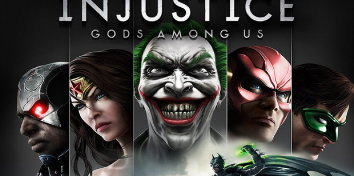 Achievements For 'Injustice: Gods Among Us' Pop Up