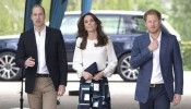 Kate Middleton, Prince William And Prince Harry Team Up To Launch Mental Health Campaign
