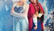 Disney On Ice Presents Frozen Los Angeles Premiere
