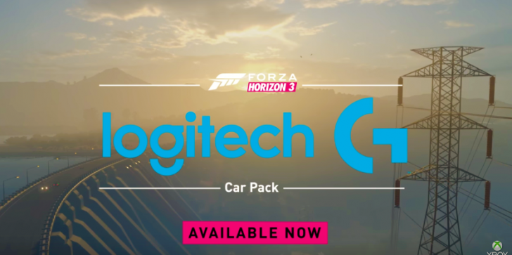 'Forza Horizon 3' Latest News & Update: Logitech Sponsors New Car Pack With 1965 Pontiac GTO & Bentley Concept
