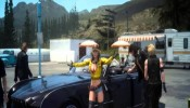 FINAL FANTASY XV EPISODE DUSCAE Cindy (Cidney) Car Mechanics [ps4]