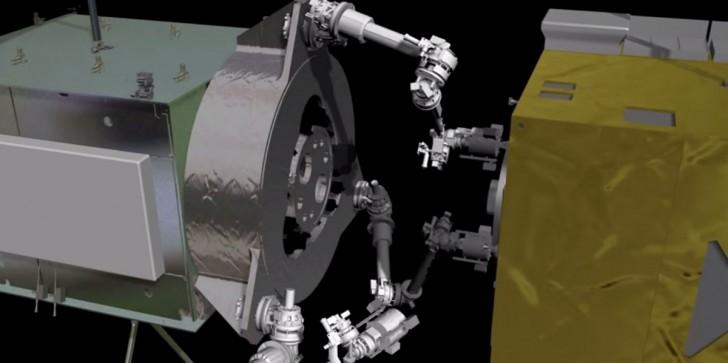 NASA Latest News & Update: NASA Is Creating $127 Million SSL-powered Robot; Robot Refuels & Repairs Satellites