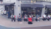 Autonomous Chairs Make Standing In Line Obsolete