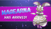 Add the Power of Magearna to your Pokémon Sun or Pokémon Moon Game!