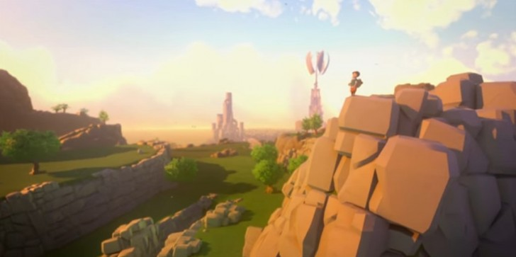 'Yonder: The Cloud Catcher Chronicles' Release Date, News & Update: Stress With War Games? Wander Like A Child!