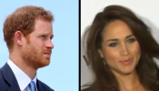Prince Harry and actress Meghan Markle