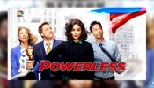 DC Comics Powerless Releases NEW Poster & What to Expect at SDCC