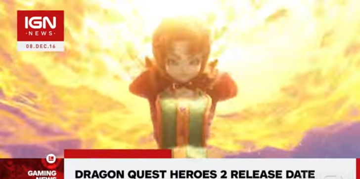 'Dragon Quest Heroes 2' Release Date, Latest News & Update: Multiplayer Functionality, New Swarm Of Enemies & Characters With Unique Moves