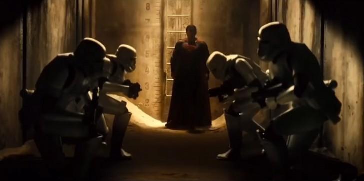 Zack Snyder Mashes Up
