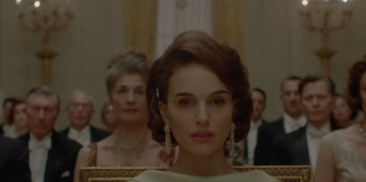 Natalie Portman Embodies The Fierce First Lady In