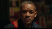 Will Smith worried after spotting a lion in his backyard