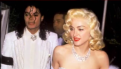 Madonna confessed about kissing Michael Jackson
