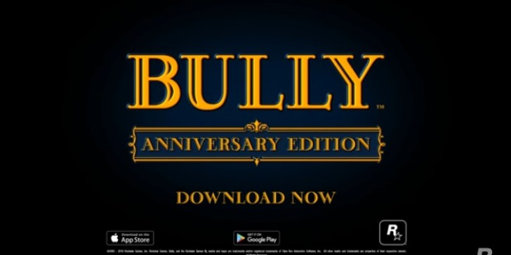 'Bully: Anniversary Edition' Latest, News & Update: Rockstar Games Releases Classic Game For Android And iOS Mobile Users