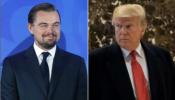 Trump not convinced by Leonardo
