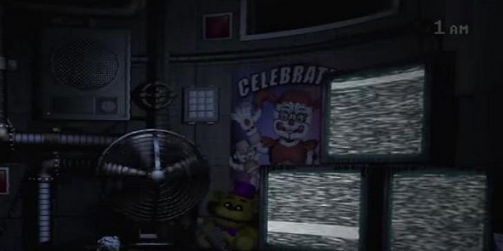 'Five Nights At Freddy's: Sister Location' Latest News & Update: 'Golden Freddy' Cut Scene Hints Michael's Big Secret