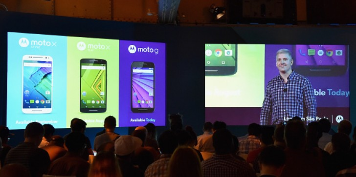 Moto' Cedric' May Become the First Motorola Smartphone To Receive Android 7.0 Nougat As Default