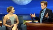 """Ronda Rousey & Vin Diesel Are """"World Of Warcraft"""" Buds - CONAN on TBS"""