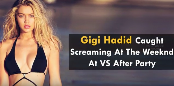 Gigi Hadid News & Updates: The Model Shouted Badly On Bella Hadid's Ex The Weeknd! All Happened After Victoria's Secret Show!