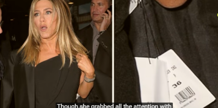 The Jennifer Aniston Price Tag Story Gets Highly Embarrassing! This Is The Shocking Truth 'Friends' Star Revealed On 'The Ellen DeGeneres Show'