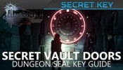 FFXV How to unlock Dungeon Locked Door