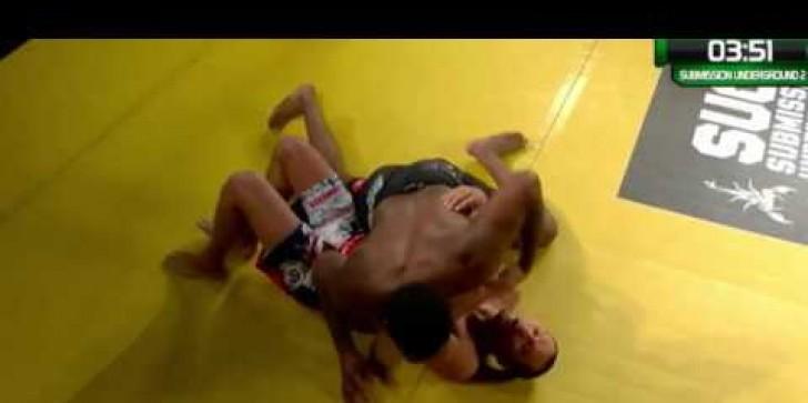 MMA News: Jon Jones Submits Dan Henderson at Submission Underground 2