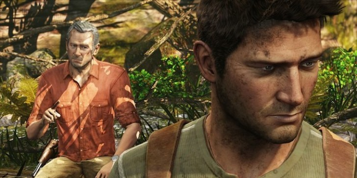 Seth Rogen, Evan Goldberg asked to write Uncharted script by Naughty Dog