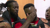 The New Day learn about their Triple Threat Match next week: Raw Fallout, Dec. 5, 2016