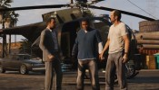 Grand Theft Auto V: Three Protagonist