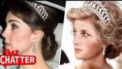 Kate Middleton Wears Princess Diana's tiara
