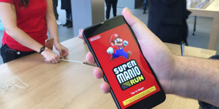 'Super Mario Run' Latest News & Update: For Almost 48 Hours The Game Has Been Downloaded Three Times More Than 'Pokemon Go' Debut
