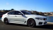 2017 BMW 540i M Sport Package