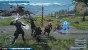 Final Fantasy XV - Dominator Greatsword Location & Showcase