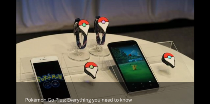'Pokémon Go' Latest News & Update: Niantic To Release Ingress Wearable Next Month; Tipped To Be Working On The Wearable Now!