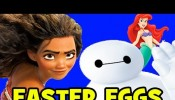 Disney Rumors: Easter Eggs Hidden in Moana Hints of the Next Movie Wreck-It Ralph 2