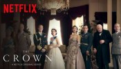 The Crown | Date Announcement: Behind Closed Doors | Netflix